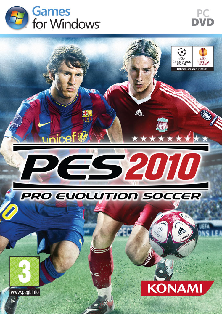 Pro Evolution Soccer Full Version PC Free Download